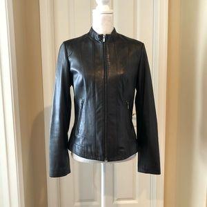 NWOT Genuine Leather Jacket